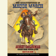 The Misadventures of Maude March Cover