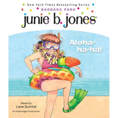 Junie B. Jones #26: Aloha-ha-ha! cover