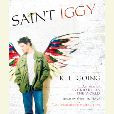 Saint Iggy cover