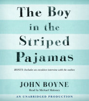 The Boy in the Striped Pajamas Cover