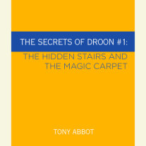 The Secrets of Droon #1: The Hidden Stairs and The Magic Carpet Cover