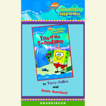 Spongebob Squarepants #1: Tea at the Treedome Cover