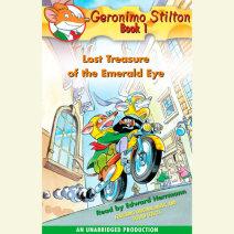 Geronimo Stilton Book 1: Lost Treasure of the Emerald Eye Cover