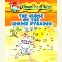 Geronimo Stilton Book 2: The Curse of the Cheese Pyramid Cover