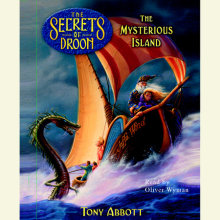 The Mysterious Island, The Secrets of Droon Book 3 Cover