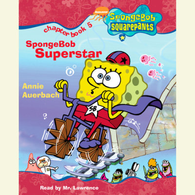 SpongeBob Squarepants #5: SpongeBob Superstar cover