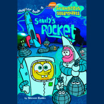 SpongeBob Squarepants #6: Sandy's Rocket Cover