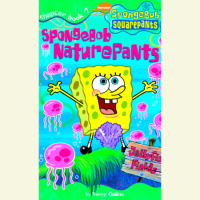 Spongebob Squarepants #7: Spongebob NaturePants cover