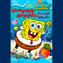 SpongeBob Squarepants #8: SpongeBob AirPants: The Lost Episode Cover