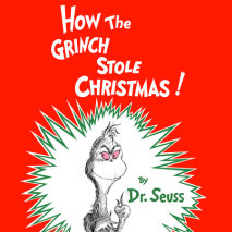 How the Grinch Stole Christmas Cover