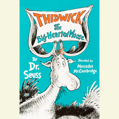 Thidwick, The Big-Hearted Moose cover