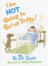 I Am Not Going To Get Up Today! Cover