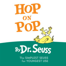 Hop on Pop Cover