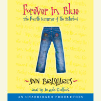 Forever in Blue: The Fourth Summer of the Sisterhood Cover