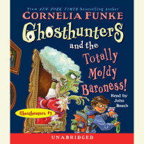 Ghosthunters and the Totally Moldy Baroness! Cover