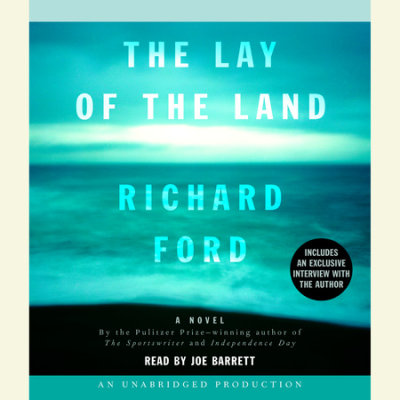 The Lay of the Land cover