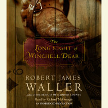 The Long Night of Winchell Dear Cover