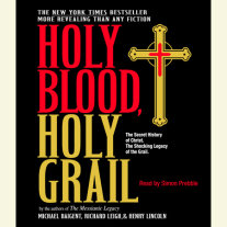 Holy Blood, Holy Grail Cover