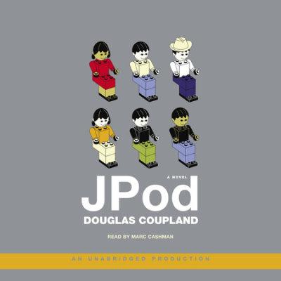 JPod cover