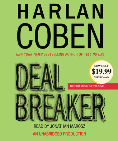 Deal breaker by harlan coben penguinrandomhouse deal breaker by harlan coben fandeluxe Images