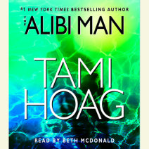 The Alibi Man Cover