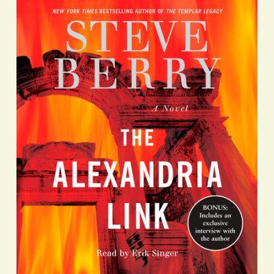 The Alexandria Link cover