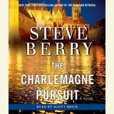 The Charlemagne Pursuit cover