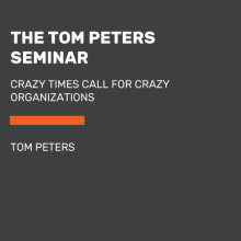 The Tom Peters Seminar Cover