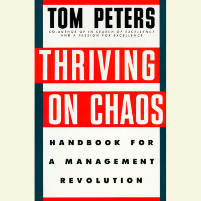Thriving on Chaos cover