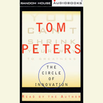 The Circle of Innovation Cover