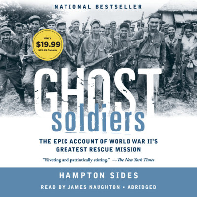 Ghost Soldiers cover