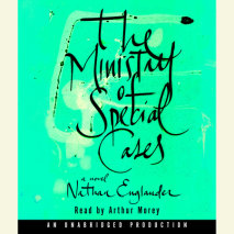The Ministry of Special Cases Cover