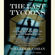 The Last Tycoons Cover