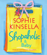 Shopaholic & Baby Cover