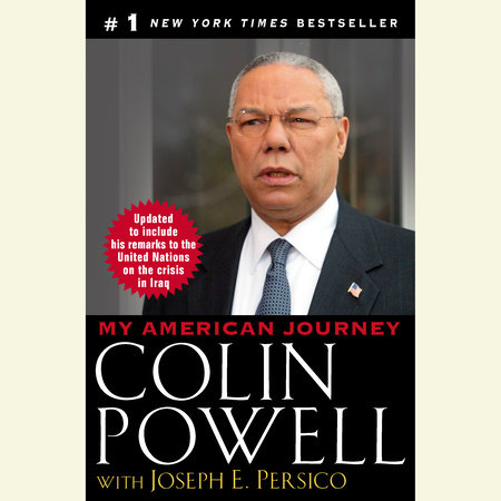 My American Journey by Colin L. Powell and Joseph E. Persico