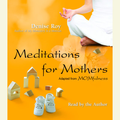 Meditations for Mothers cover