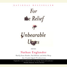 For the Relief of Unbearable Urges Cover
