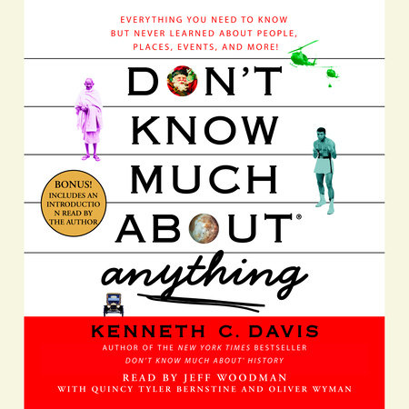 Don't Know Much About Anything by Kenneth C. Davis