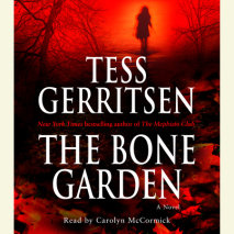 The Bone Garden Cover