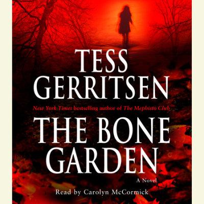 The Bone Garden cover