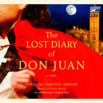 The Lost Diary of Don Juan Cover