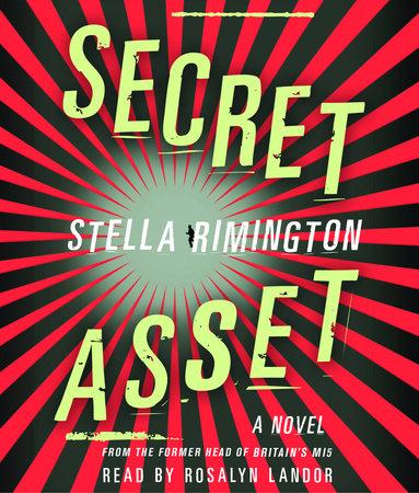 Secret Asset cover