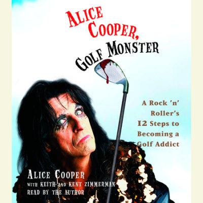 Alice Cooper, Golf Monster cover