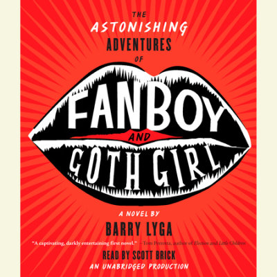 The Astonishing Adventures of Fanboy and Goth Girl cover
