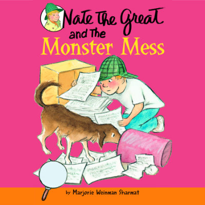 Nate the Great and the Monster Mess cover