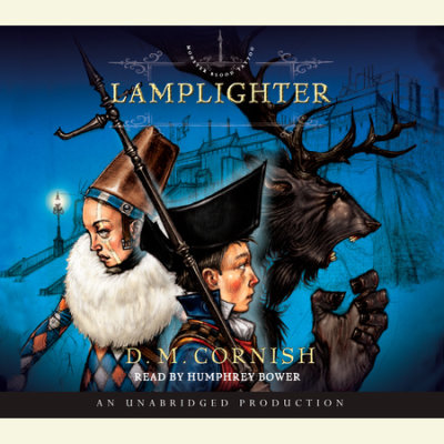 Lamplighter: The Foundling's Tale, Part Two cover