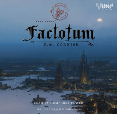 Factotum: The Foundling's Tale, Part Three cover