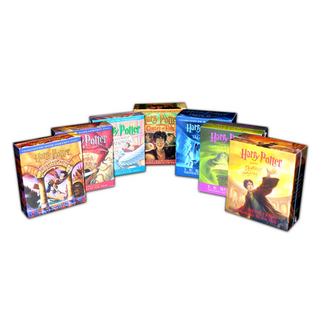 Harry Potter 1 7 Audio Collection By Jk Rowling