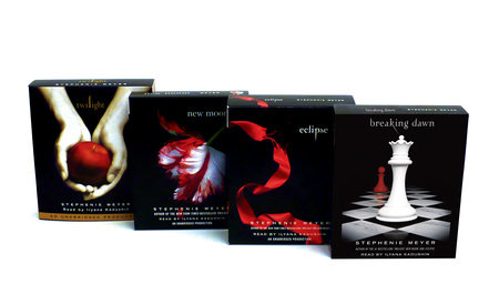 Stephenie Meyer: Twilight/New Moon/Eclipse/Breaking Dawn CD Ppk by Stephenie Meyer
