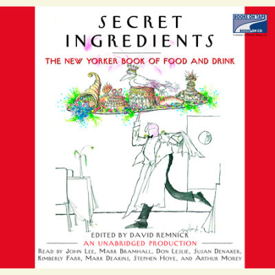 Secret Ingredients cover